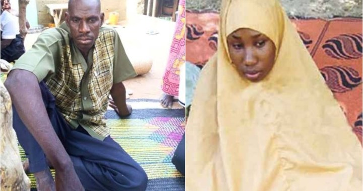 Leah Sharibu's Father, Nathan Sharibu Accepts New Grandson