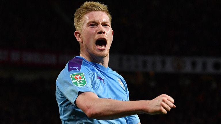 Manchester city win over Man U