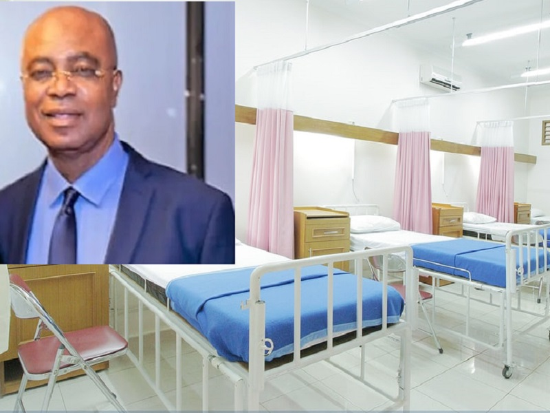 U.S based physician donates Hospital to Imo community