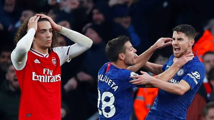 Arsenal and Chelsea draw