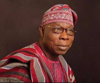 Obasanjo: My Village So Small, It Never Appears On The Map of Nigeria