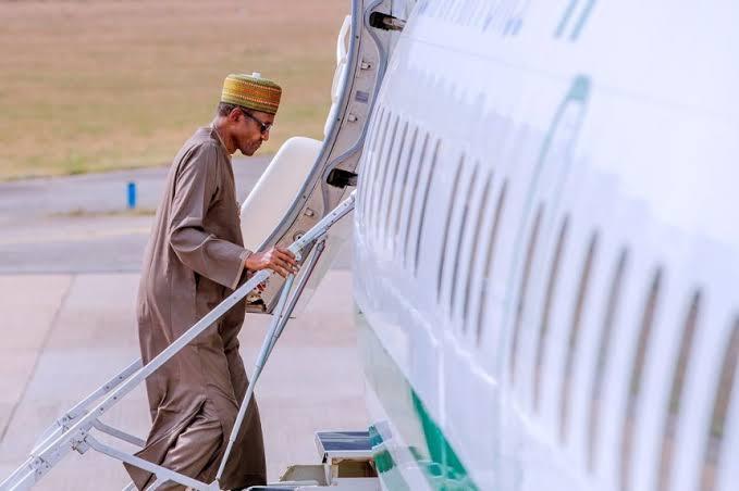 President Muhammadu Buhari will depart Nigeria on Friday for London.