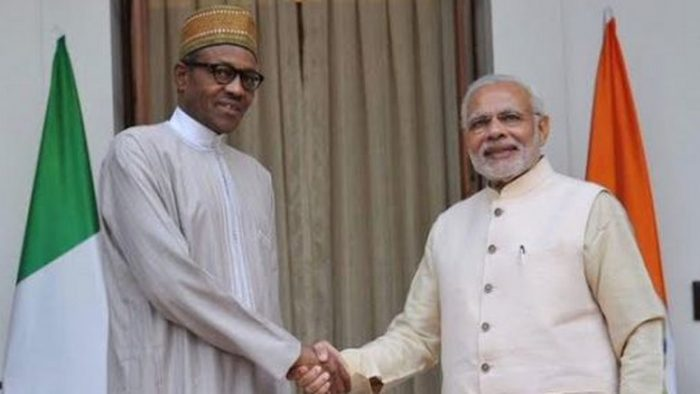 India-Nigeria bilateral trade volume increase
