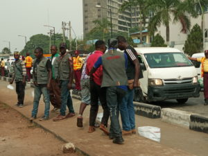 Lagos state taskforce