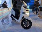 Indian motor company TVS launches first electric Scooter