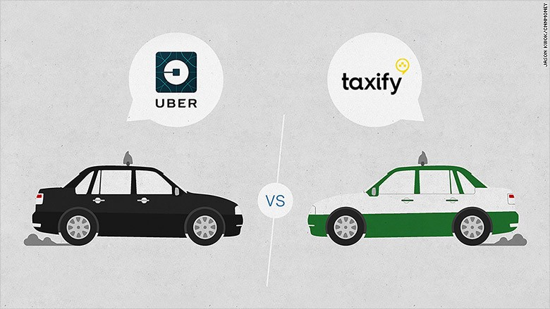 Predatory Pricing: Uber, Taxify Reportedly Increase Fares After Okada Ban