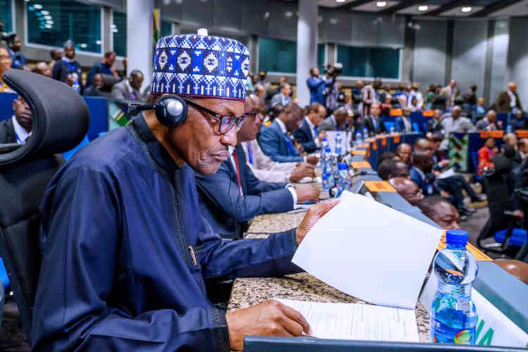 buhari-in-addis-ababa
