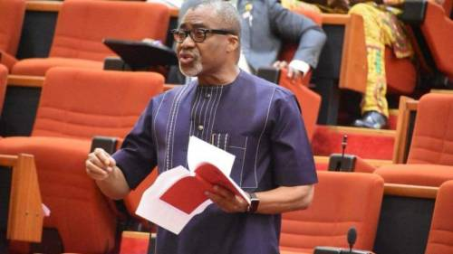 Democracy Cannot Be Comprehended, Given By Autocrats -Abaribe