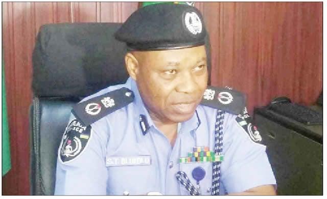 Oyo State Police Commissioner, Shina Olukolu