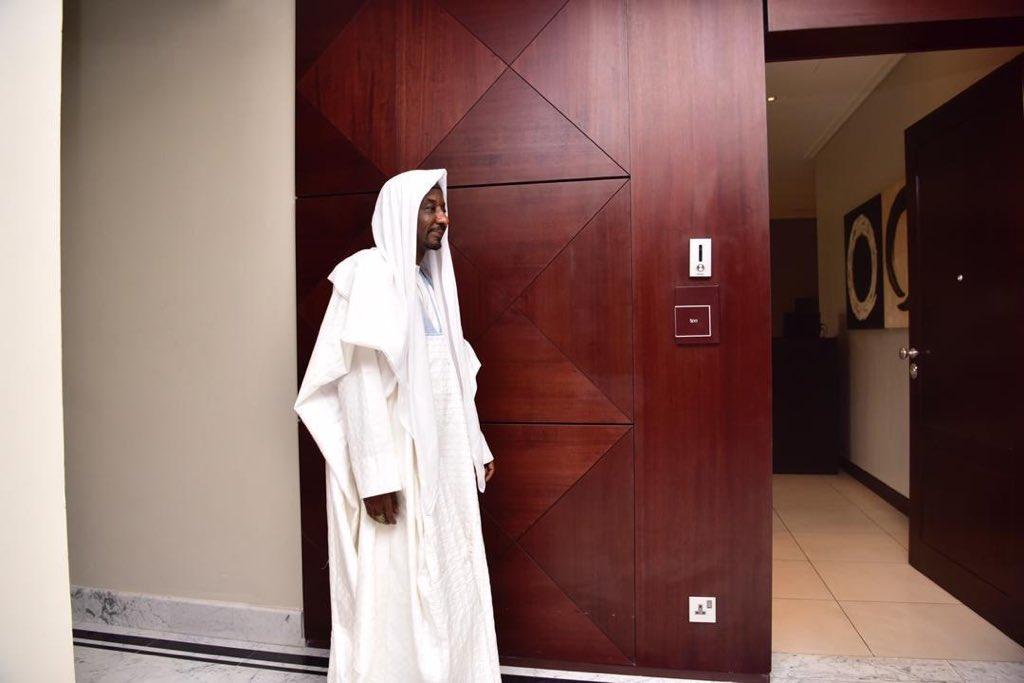 Sanusi, former Emir of Kano