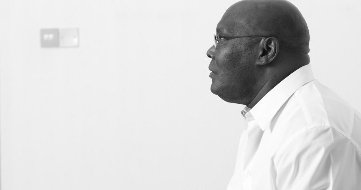 Atiku Abubakar on coronavirus