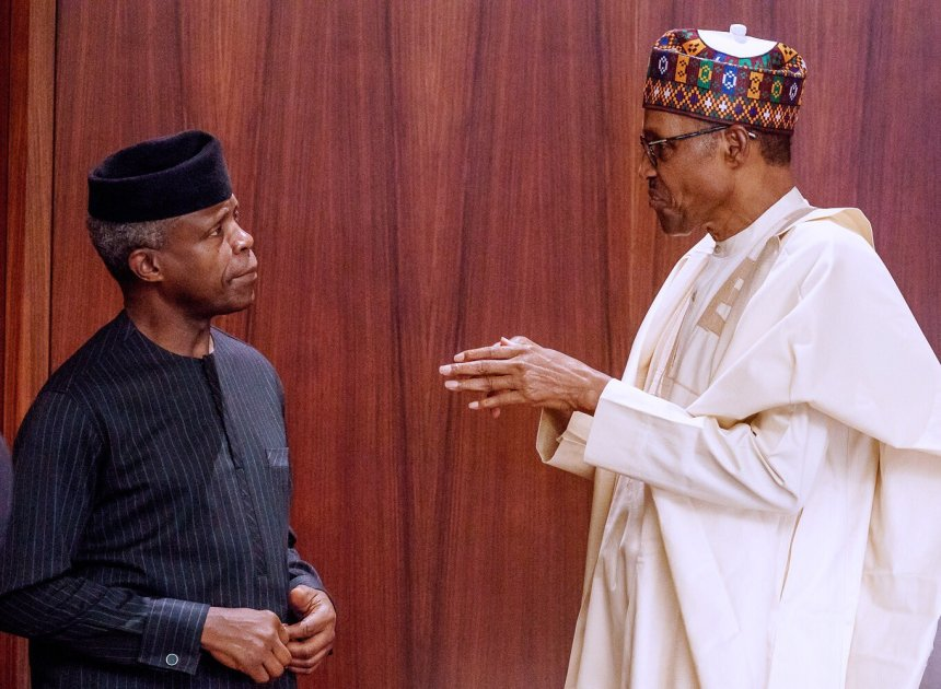 President Buhari concerned over problems caused by Lockdown - VP Osinbajo