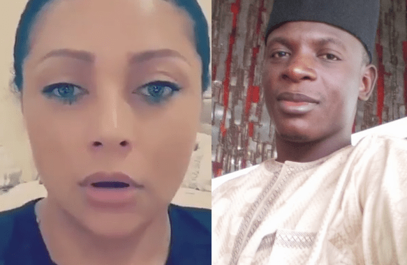 Buhari's Aide calls out Lola Okoye for seeking the whereabouts of Abba Kyari