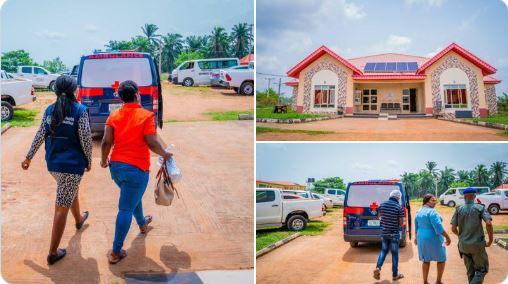 Ekiti state isolation centre for Coronavirus