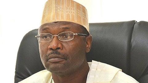 INEC Chairman, Prof. Mahmud Yakubu