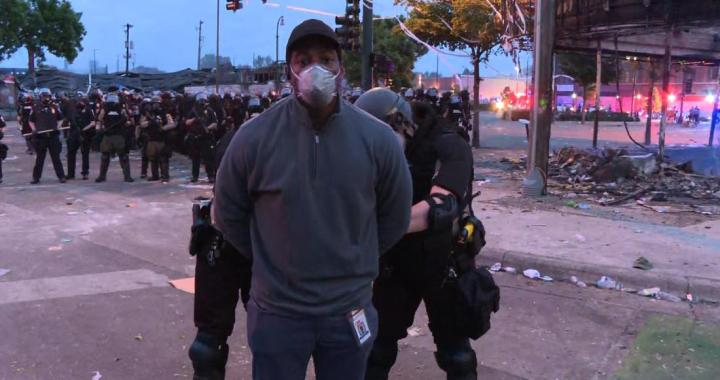 CNN Jimenez Minneapolis arrest