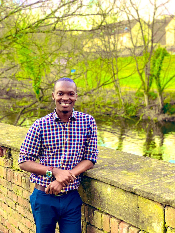 Dr Harvey Olufunmilayo