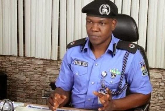 Frank Mba, Police, NPF