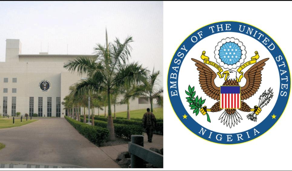 US embassy Nigeria