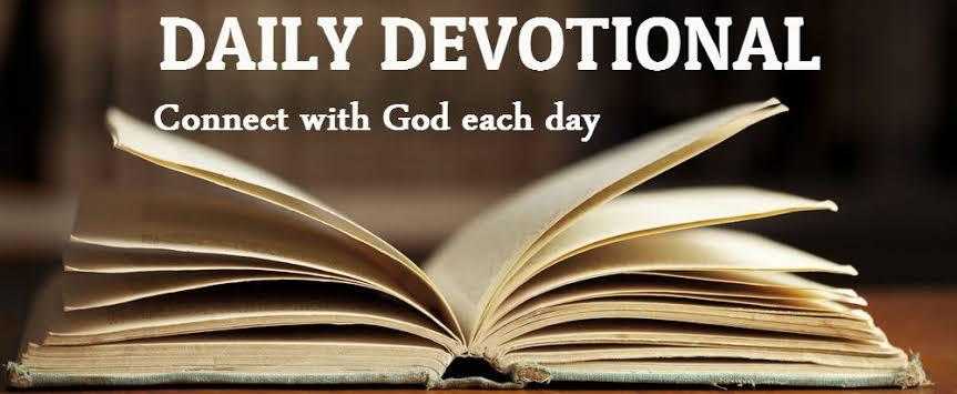 Daily Devotion: Like begets like