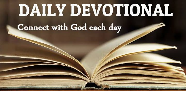 Daily Devotion: Like begets like