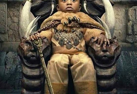 Daily Devotion: Baby King