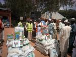NEMA Distributes Fertilizers, Farm Inputs To Edo Farmers