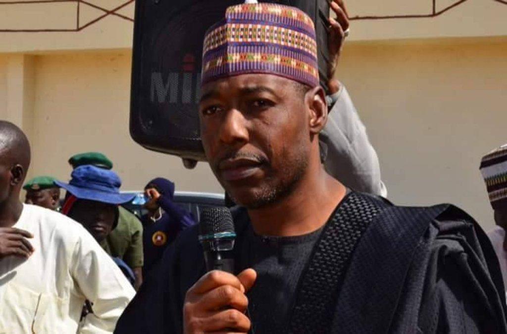 Babagana Zulum Borno Gov