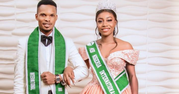 MR and miss Nigeria Audition