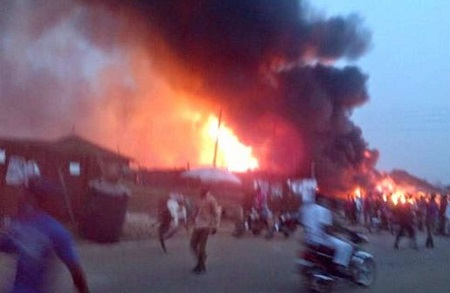 Victims of Enugu kerosene explosions urge govt to fish out supplier | Metro  | herald.ng