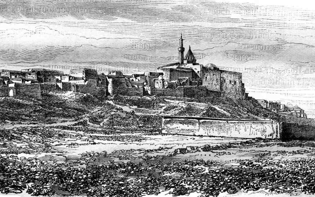 Who Built Nineveh?