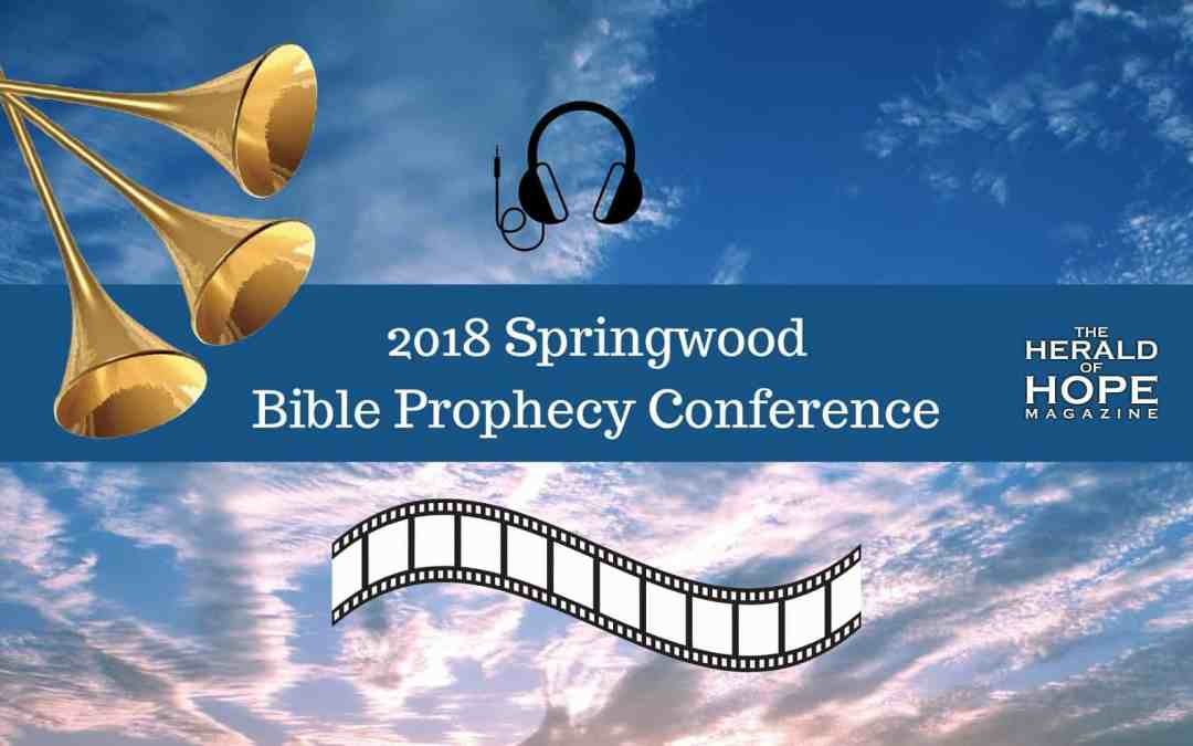 2018 Springwood Bible Prophecy Conference Audio & Video
