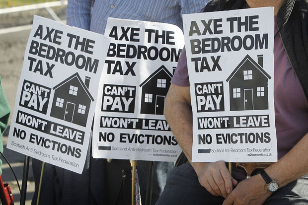 UK Labour slaps down Jackie Baillie for bedroom tax scrapping claim