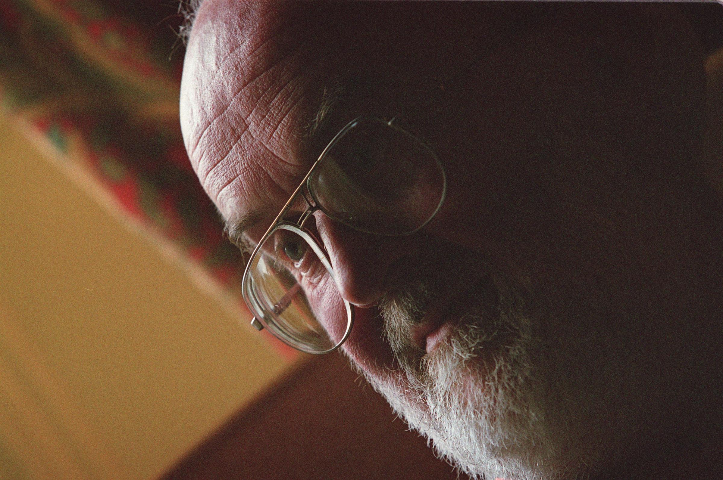 Alan Draper, of In Care Abuse Survivors Scotland (Incas)