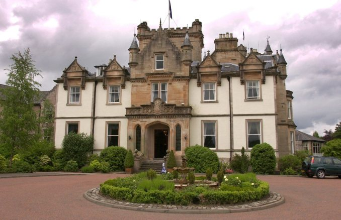 HeraldScotland: House of Cameron
