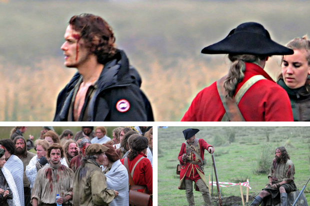 HeraldScotland: outlander filming collage.png