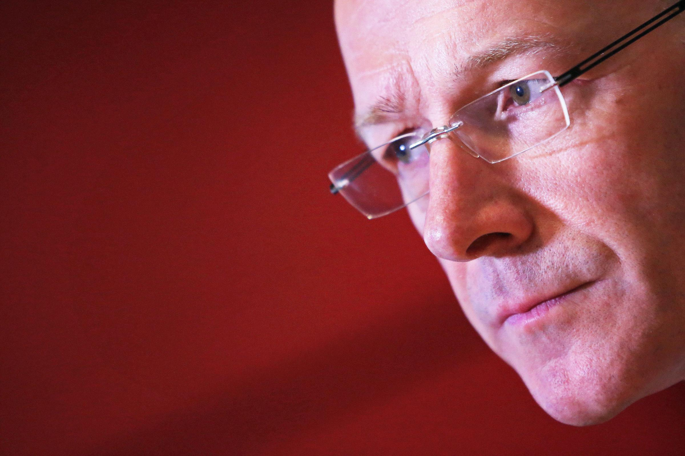 John Swinney: in charge of reforming the named person scheme