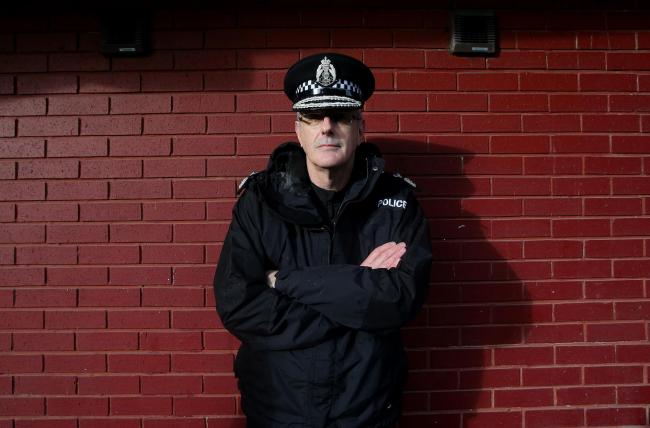 No suspension for top Scots police chief after fourth bullying allegation