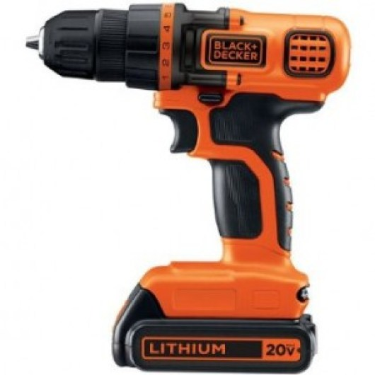 Lithium ion Cordless Drill