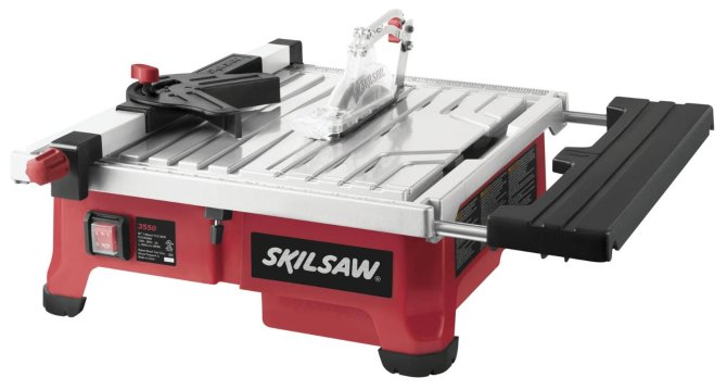 best tile saw for the money