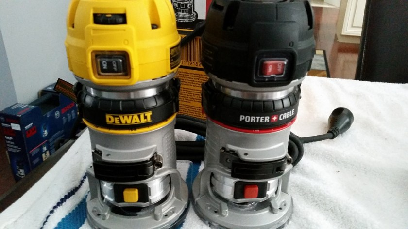 Porter Cable vs DeWalt