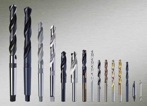 Titanium Drill Bit Basics 2019
