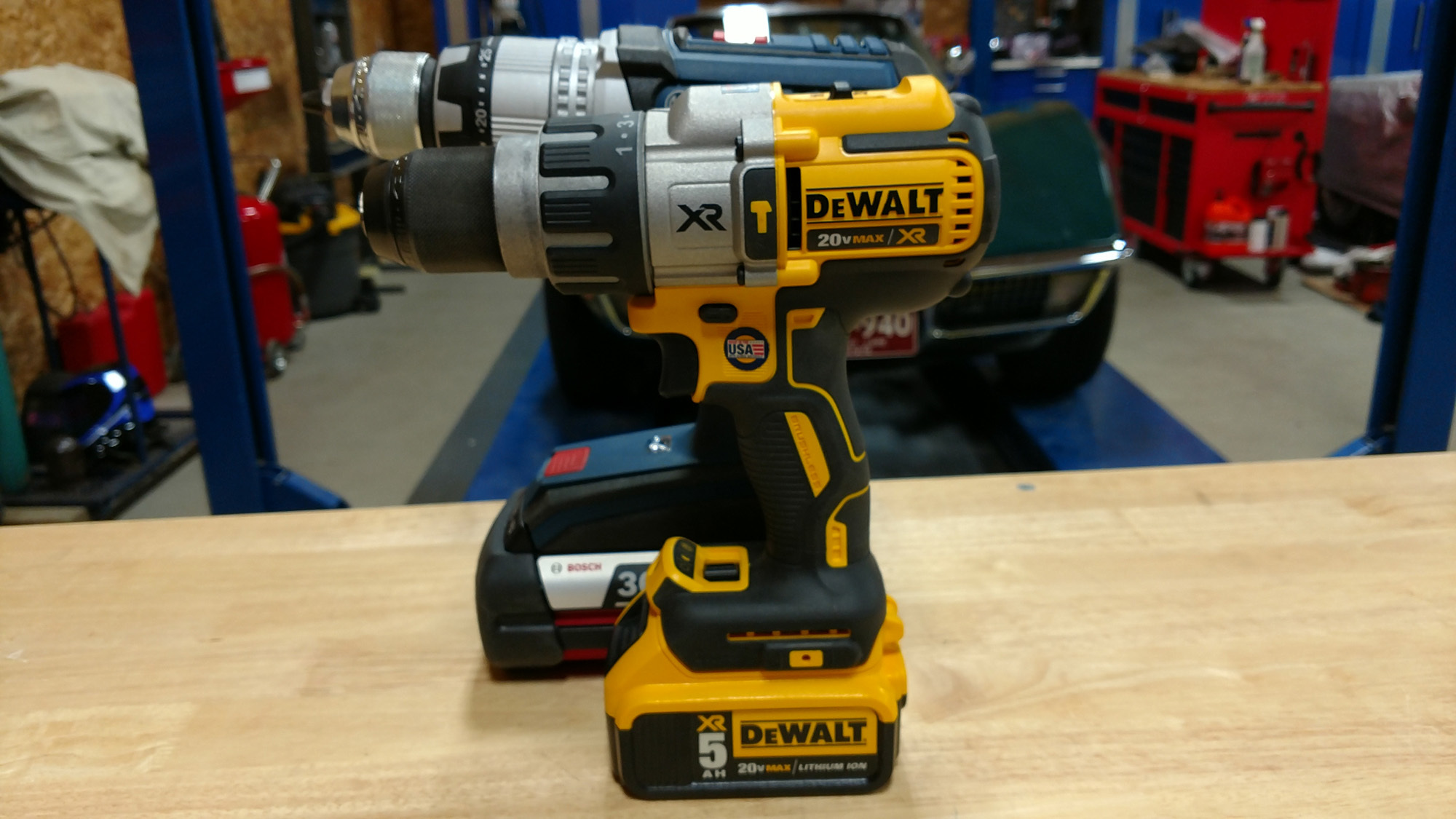 Milwaukee vs DeWalt