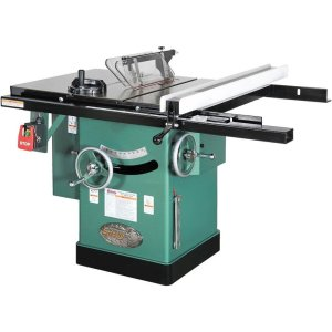 grizzly cabinet table saw