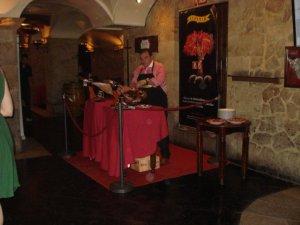 Presentación de Heras Cordón en Salamanca