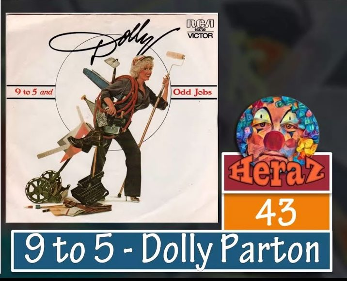 9 to 5 – Dolly Parton (bass)