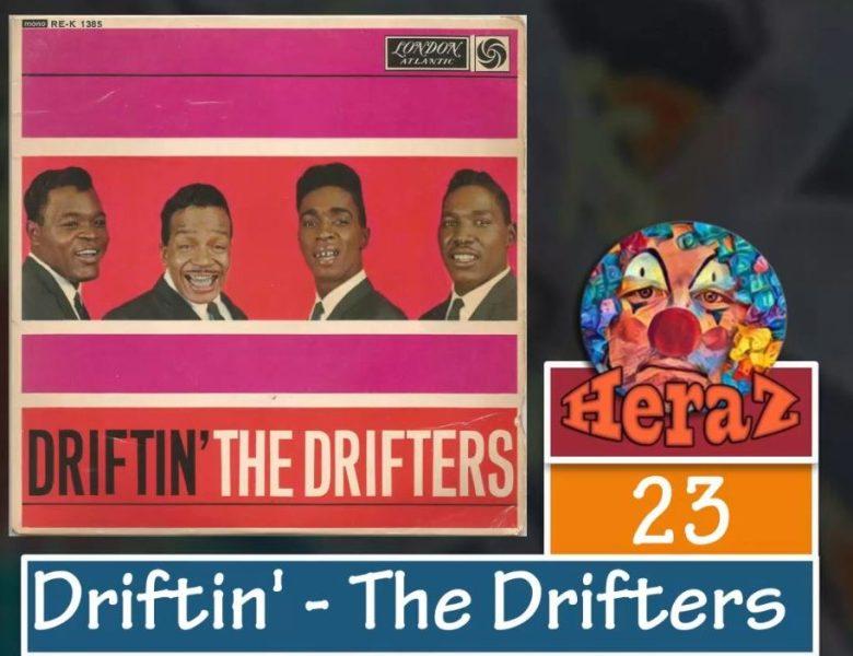 Driftin' – The Drifters (bass)