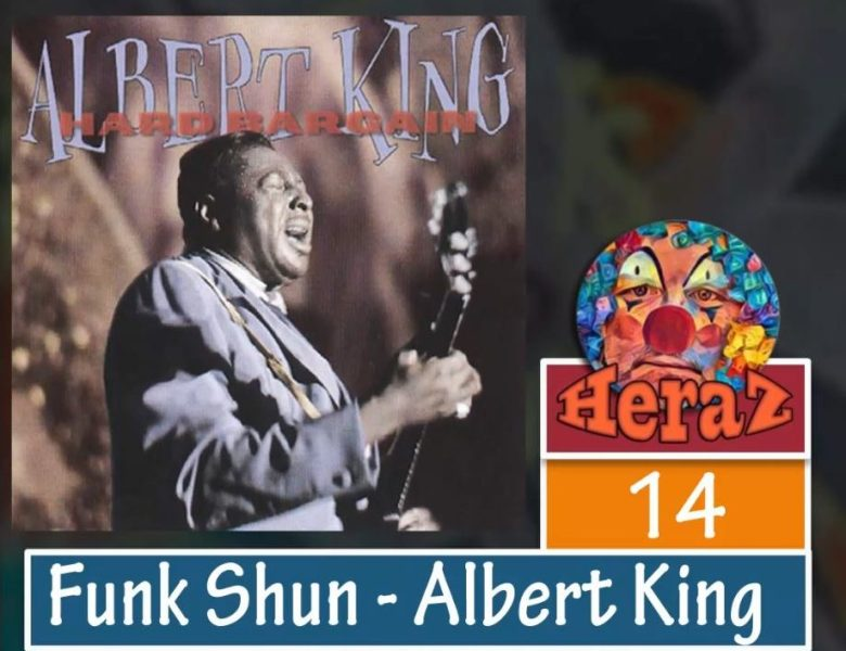 FunkShun – Albert King (bass)