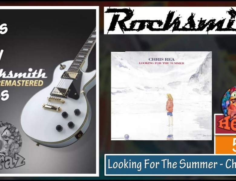Looking For The Summer – Chris Rea (bass)