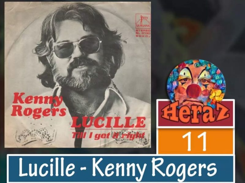 Lucille – Kenny Rogers (bass)